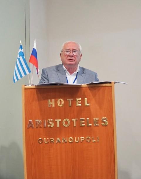 В Греции прошла XI Международная научная конференция «Русский язык и культура в зеркале перевода»