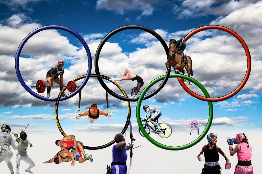 В Токио открылись Летние Олимпийские игры