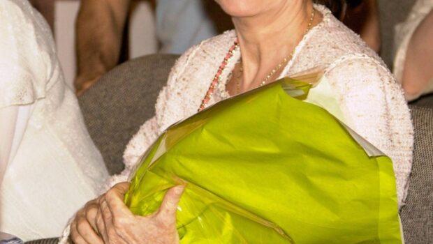 Певица Мирей Матьё отмечает 75-летие
