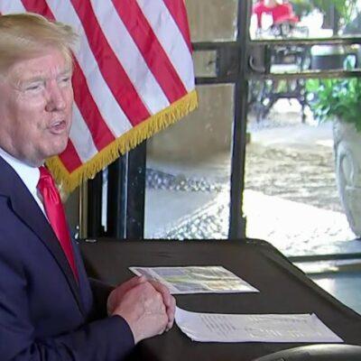 В США проходит процесс по импичменту бывшему президенту Дональду Трампу