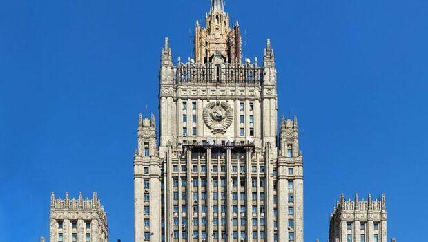 МИД РФ осудил гонения на СМИ на Украине и в Прибалтике