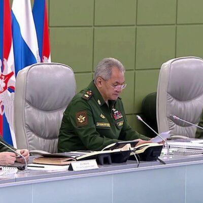 В российских Вооруженных силах начались плановые проверки боеготовности