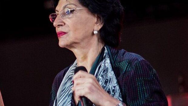 Певица Нани Брегвадзе отмечает 85-летие