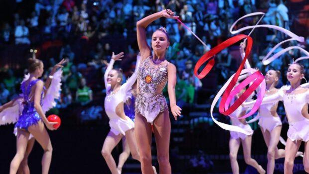 Российские гимнастки выиграли медальный зачёт чемпионата Европы