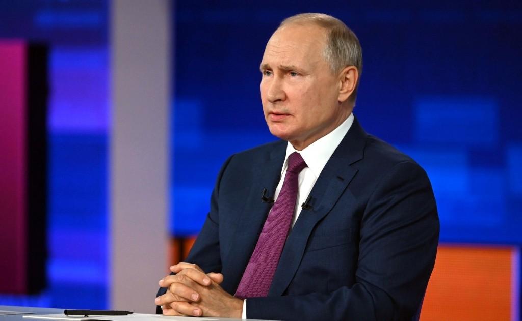 Пандемия, экология, культура: о чём говорил президент с россиянами