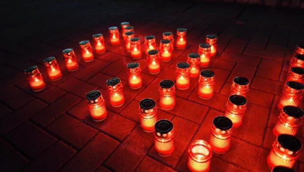 «Свечи памяти» зажгли в Болгарии