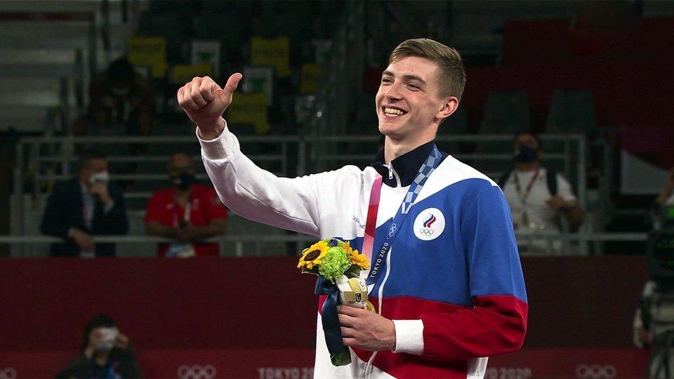 Три золотых медали за день завоевала российская сборная на Олимпийских играх в Токио