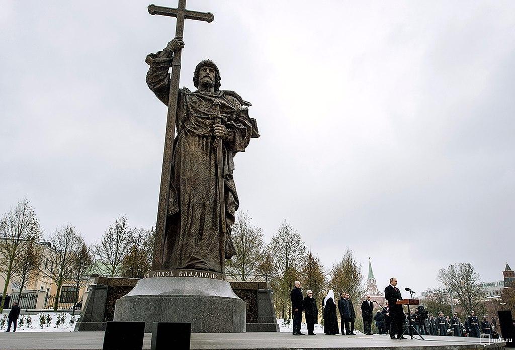 День Крещения Руси отмечают в приходах РПЦ по всему миру