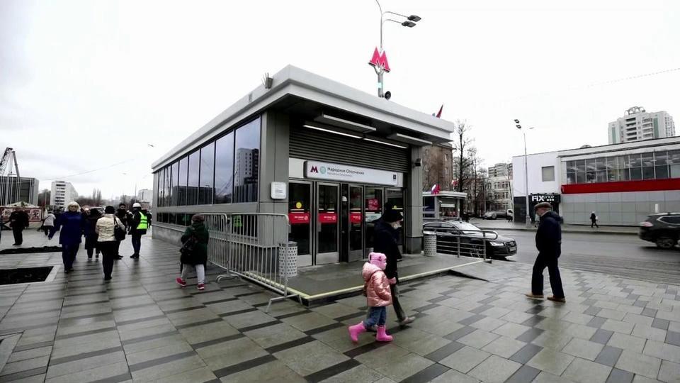 Большая кольцевая линия метро, которую строят в столице, становится длиннее