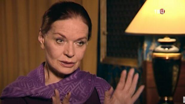 Актриса Людмила Чурсина отмечает юбилей