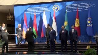 Секретари Совбезов и министры стран ОДКБ в Душанбе обсудят ситуацию в Афганистане