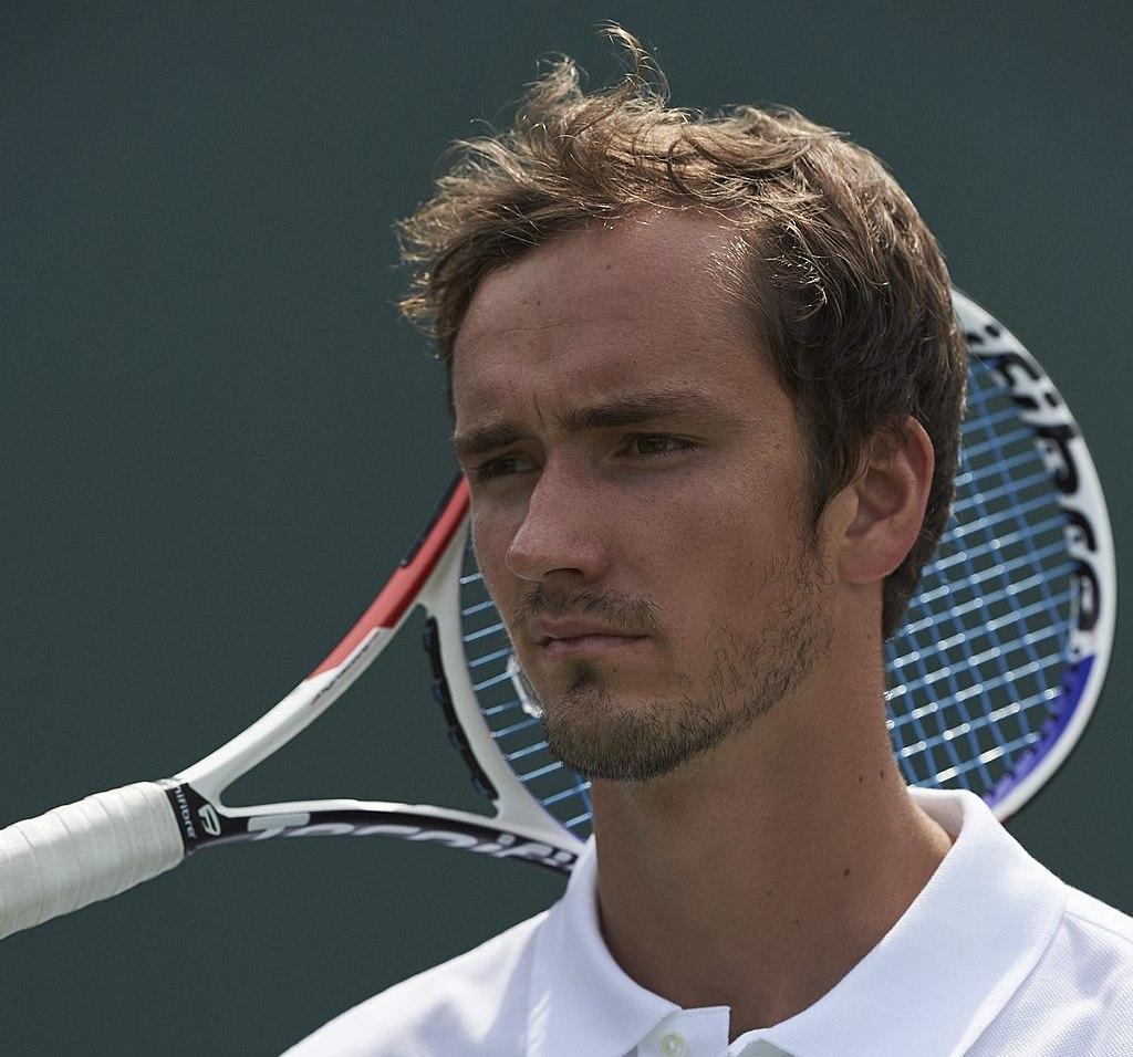 Россиянин Даниил Медведев впервые в карьере выиграл US Open