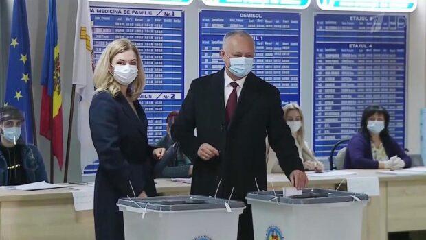 В Молдавии подводят итоги досрочных парламентских выборов