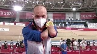 Российские паралимпийцы уже второй день блестяще выступают на Играх в Токио