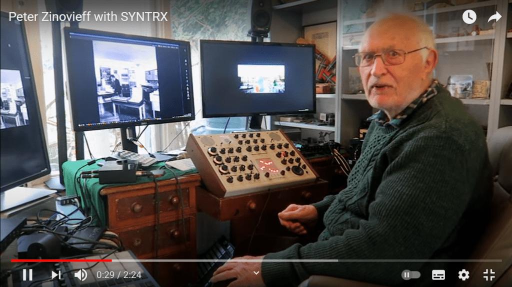 В Великобритании скончался пионер музыкальной электроники Питер Зиновьев