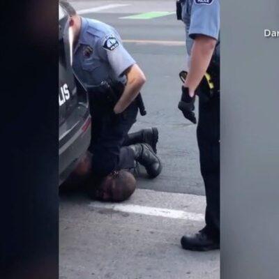 В США начался суд полицейским, обвиняемым убийстве афроамериканца Джорджа Флойда