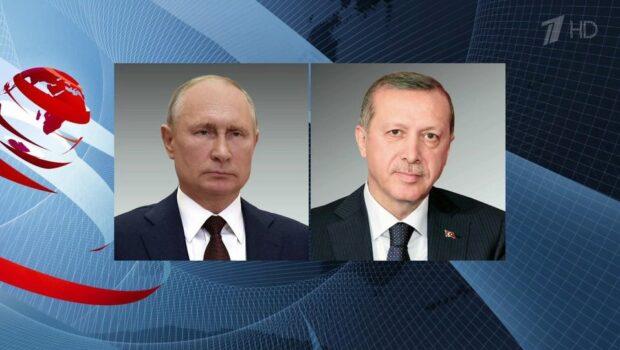 Реджеп Тайип Эрдоган поблагодарил Россию за начало поставок вакцины от коронавируса «Спутник V»