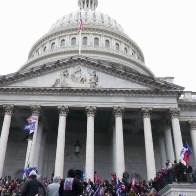 В Вашингтоне обрастает скандальными подробностями история со штурмом Конгресса