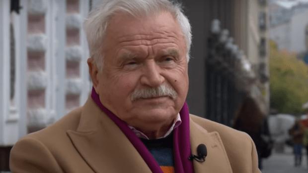 Актёр и режиссёр Сергей Никоненко отмечает 80-летие