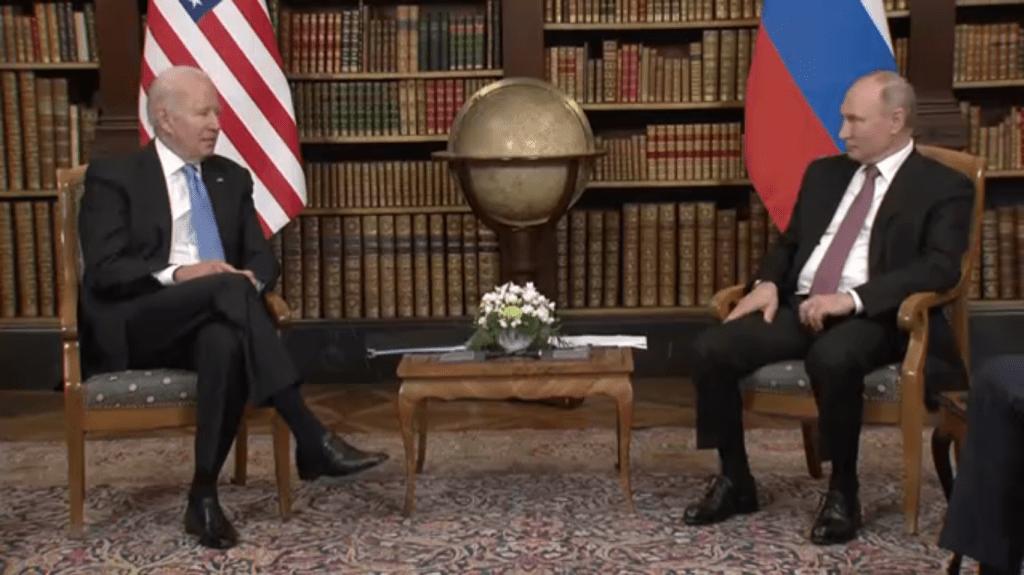 Глобальная безопасность, права человека, диалог: о чём говорили в Женеве Путин и Байден
