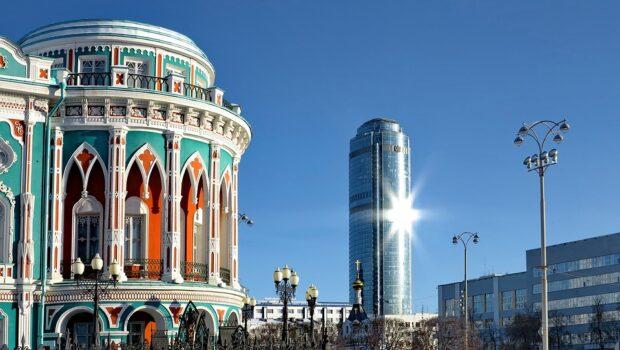 Екатеринбург принимает международную промышленную выставку «Иннопром»