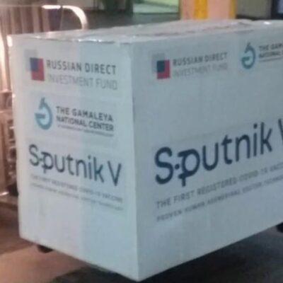 В Шри-Ланку доставили первую партию вакцины «Sputnik-V»