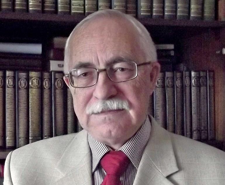 Журналист и писатель Вячеслав Сухнев отмечает юбилей