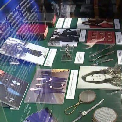 В Доме Российского исторического общества открылась выставка, посвященная легендарным разведчицам