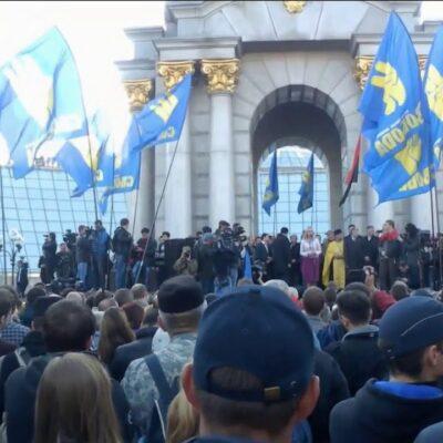 На Украине разворачивается битва за учебник истории, в котором усмотрели пропаганду русского мира