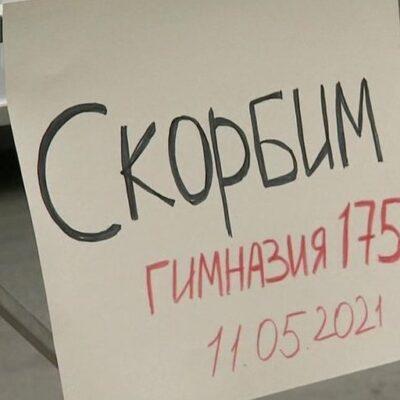 Девять человек погибли, 20 ранены при стрельбе в одной из гимназий Казани