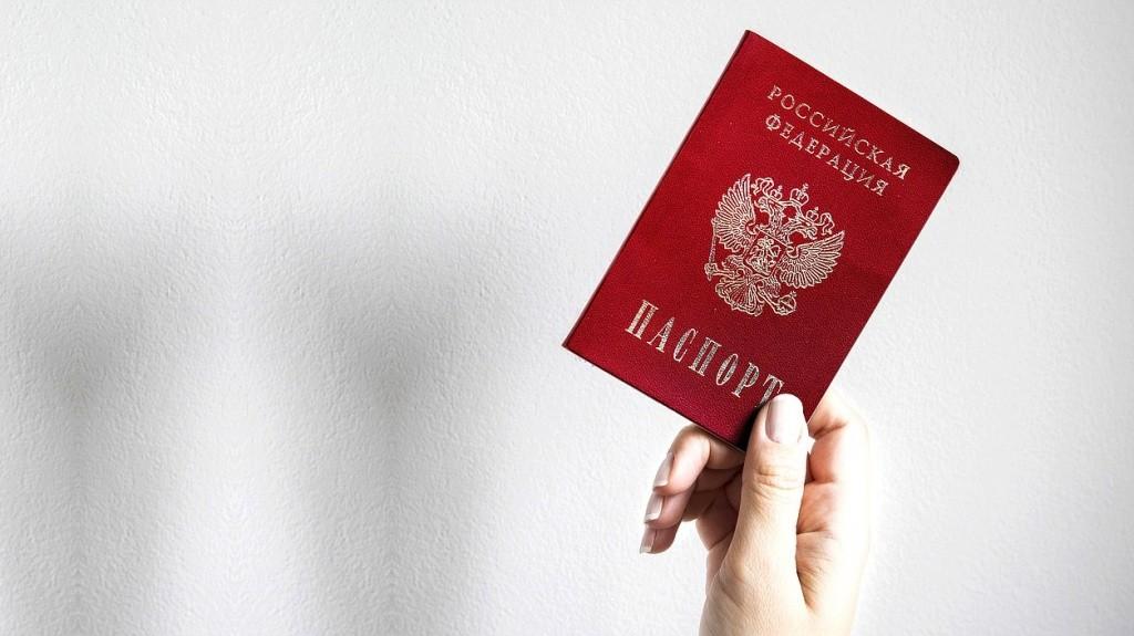 Более 500 тысяч человек получили гражданство РФ с начала года