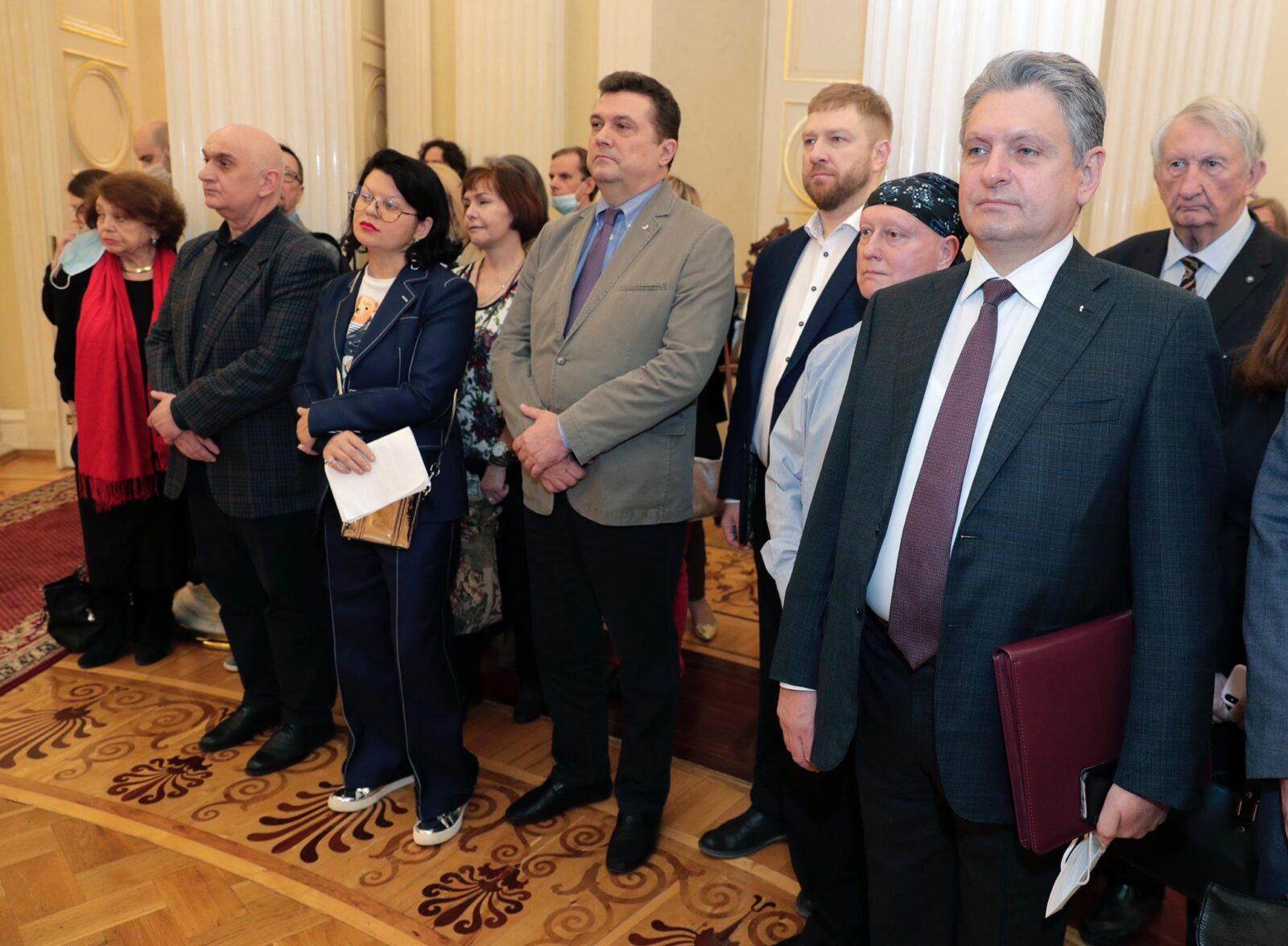 В Санкт-Петербурге прошла церемония открытия V Фестивального Марафона «От Атлантики до Тихого океана»